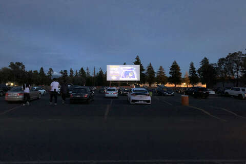 Another Drive In Movie Theater Is Popping Up At The San Mateo County Fairgrounds Sfgate