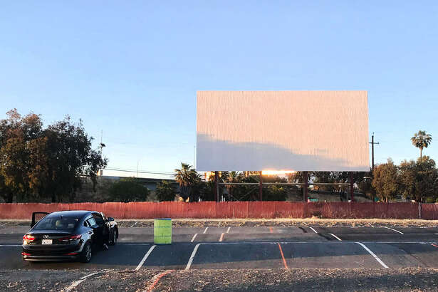 West Wind Solano Drive-in Movie Theater in Concord, CA.