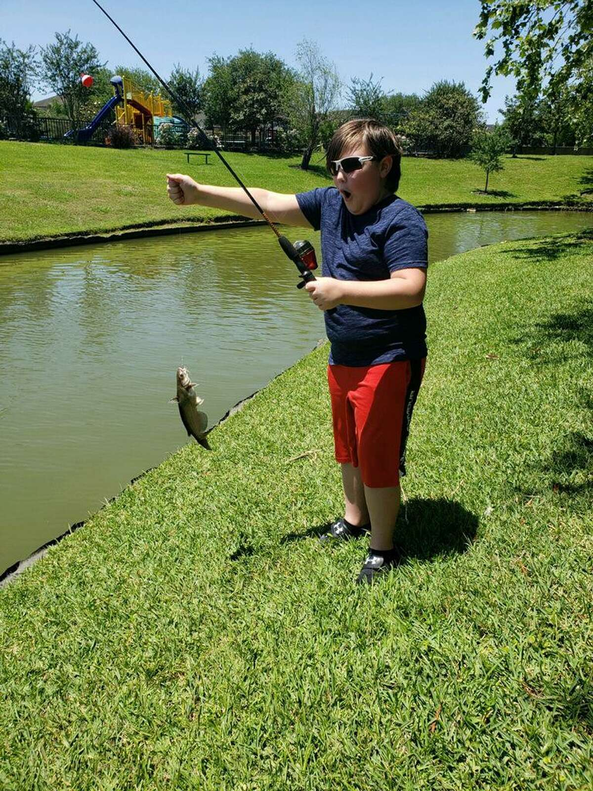 League City's fishing tourney this year will have a major difference from those in the past - it will be virtual. Anglers choose where they wish to fish and post photos of what they catch to vie for awards. Trophies will be given out for the largest speckled trout, catfish and drum.