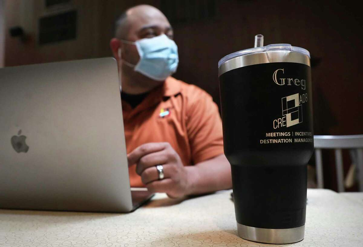 Gregorio Palomino, CEO of CRE8AD8, has received a $39 million contract from the U.S. Department of Agriculture to create and distribute food boxes to food banks and nonprofits during the coronavirus pandemic.