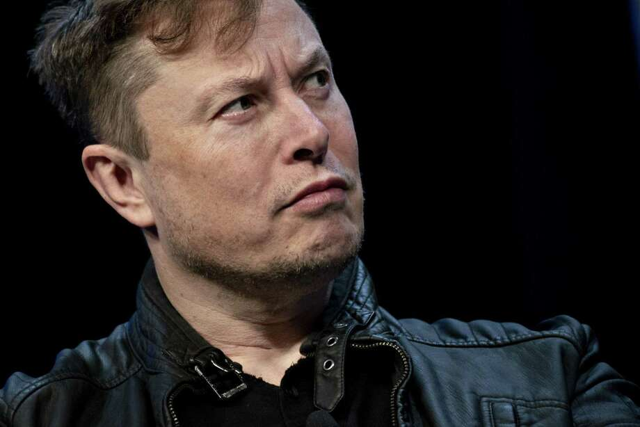 Elon Musk listens during a discussion at the Satellite 2020 Conference in Washington, D.C., on March 9, 2020. MUST CREDIT: Bloomberg photo by Andrew Harrer. Photo: Andrew Harrer, Bloomberg / Bloomberg / 2020 Bloomberg Finance