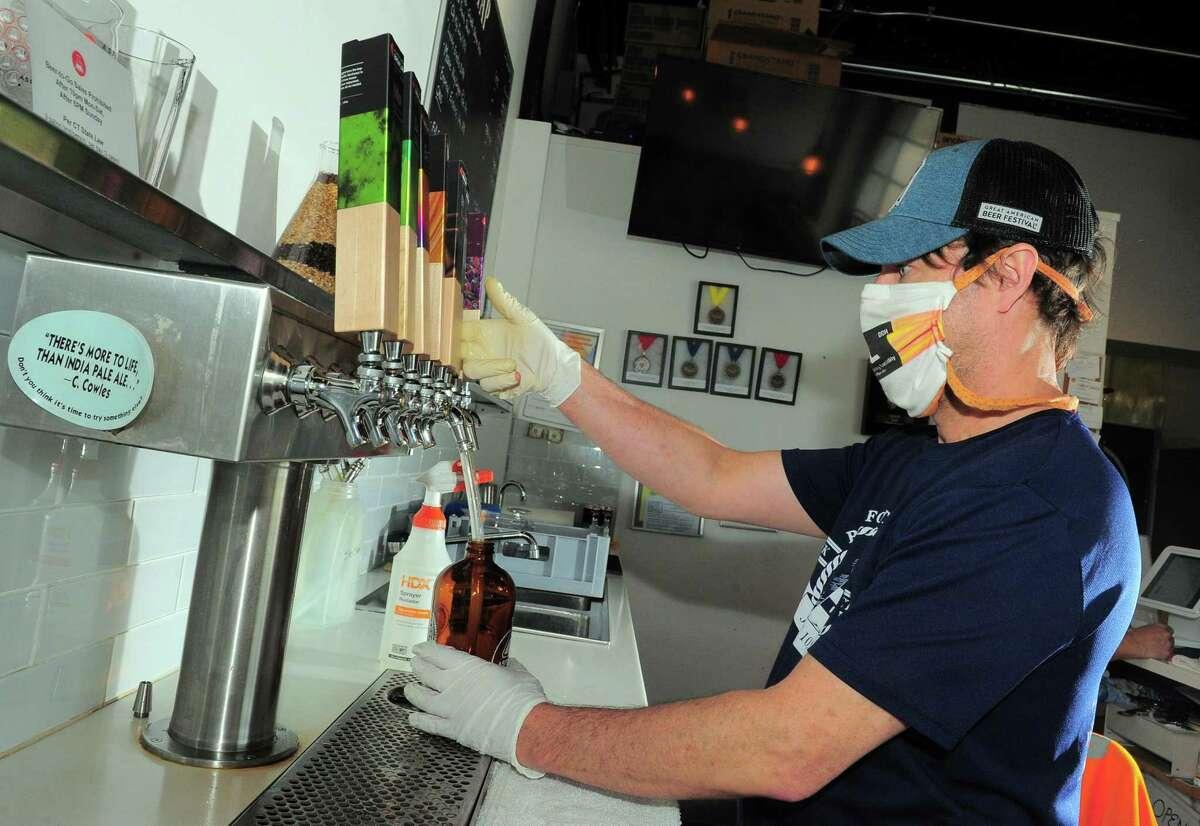 Winterfest - Aspetuck Brew Lab, Bridgeport German fest bier A German fest bier for the winter holidays? Sign us up.