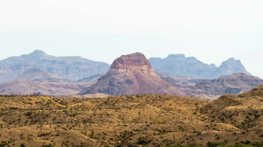 Big Bend National Park is more than 1,250 square miles, about the size of Rhode Island. The park includes the Chisos Mountains, the southernmost range in the continental U.S., and a large swath of the Chihuahuan Desert. Photo: Staff File Photo