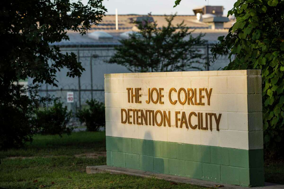 The Joe Corley Detention Facility is shown on Thursday, July 13, 2017, in Conroe. ( Houston Chronicle )