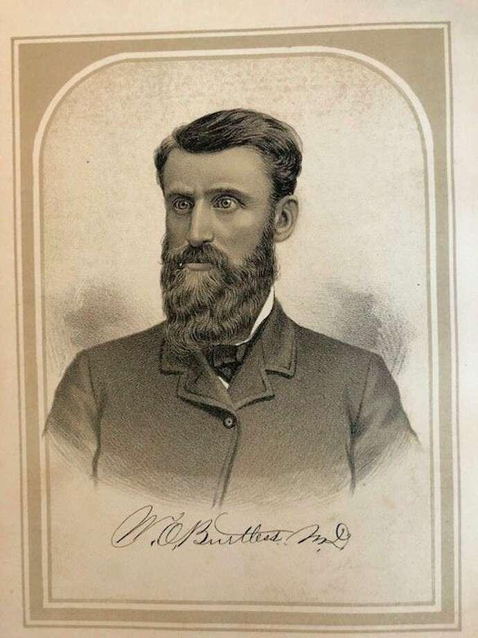 William Burtless (Midland County Historical Society)
