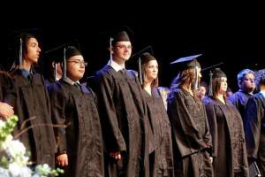 They've been finishing studies remotely because of the novel coronavirus pandemic, but Pearland ISD seniors will get a chance to participate in an in-person graduation ceremony this year with some safety guidelines. The event will continue a longtime tradition, such as here when Turner College and Career High School celebrated its first graduates in 2014.