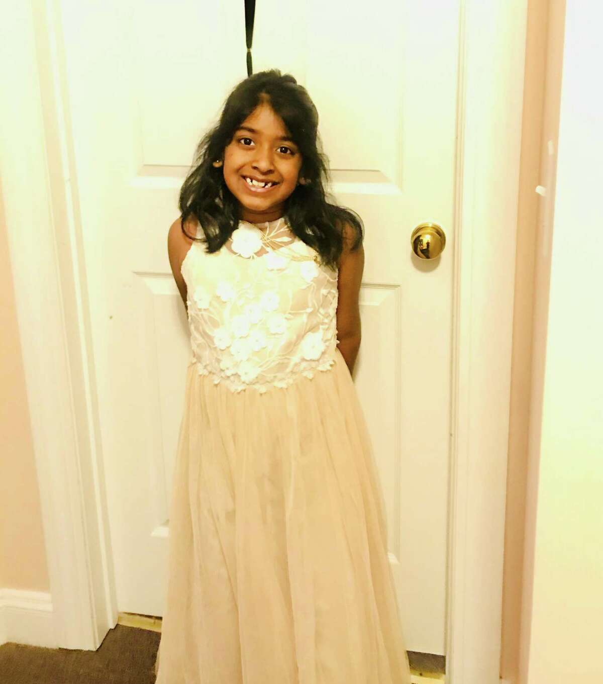 Second grader at Daniels Farm Elementary School, Selah Simon is the winner of the National Award of Excellence in the category of Literature for her story JUBODY.