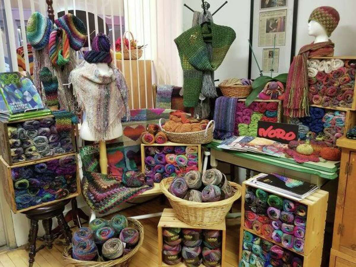 A private yarn tasting will catch you up on the latest fiber offerings.