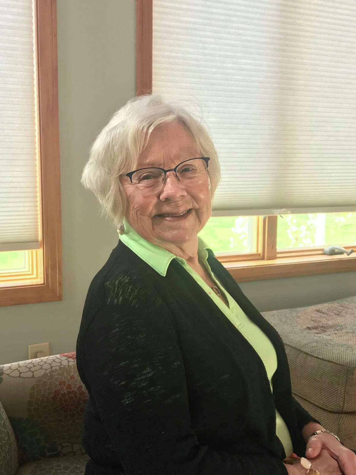 Dorothy Anderson has spend more than 80 years in Huron County. (Courtesy Photo)