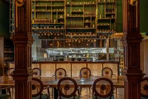 Musaafer from the Dubai-based Spice Route Co. restaurant group will open Monday, May 18, 2020, at 5115 Westheimer Rd. on the first floor of The Galleria's luxury wing,