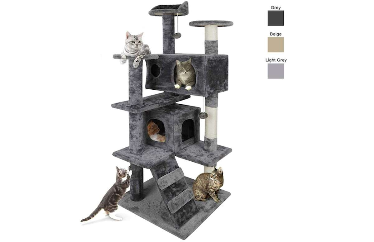Nova Microdermabrasion Multi-Level Cat Tree, Starting at $61.88Height: 53