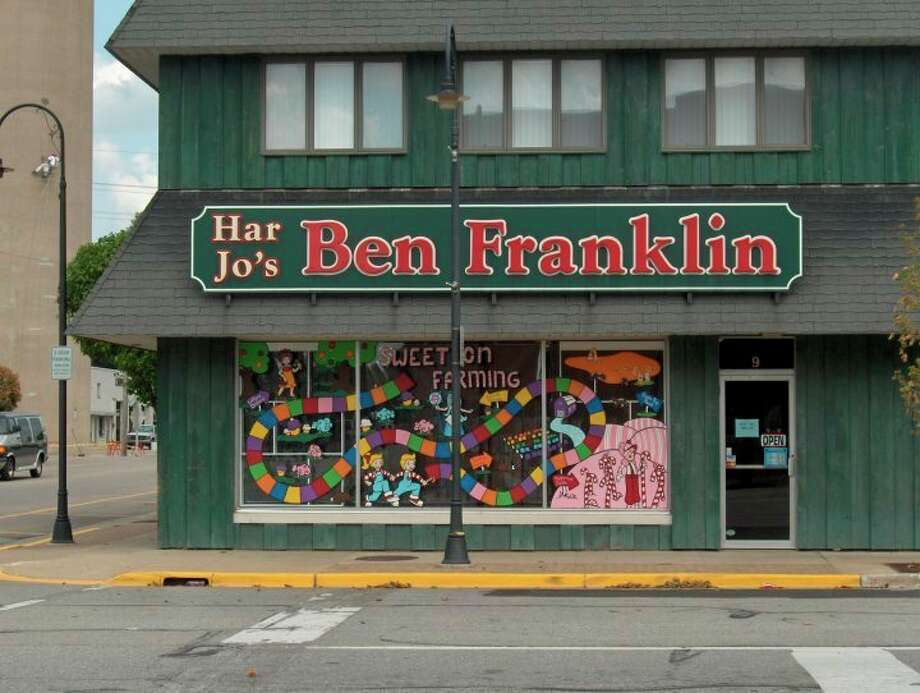 HarJo's Ben Franklin has been a community favorite for more than 16 years. (Courtesy Photo)
