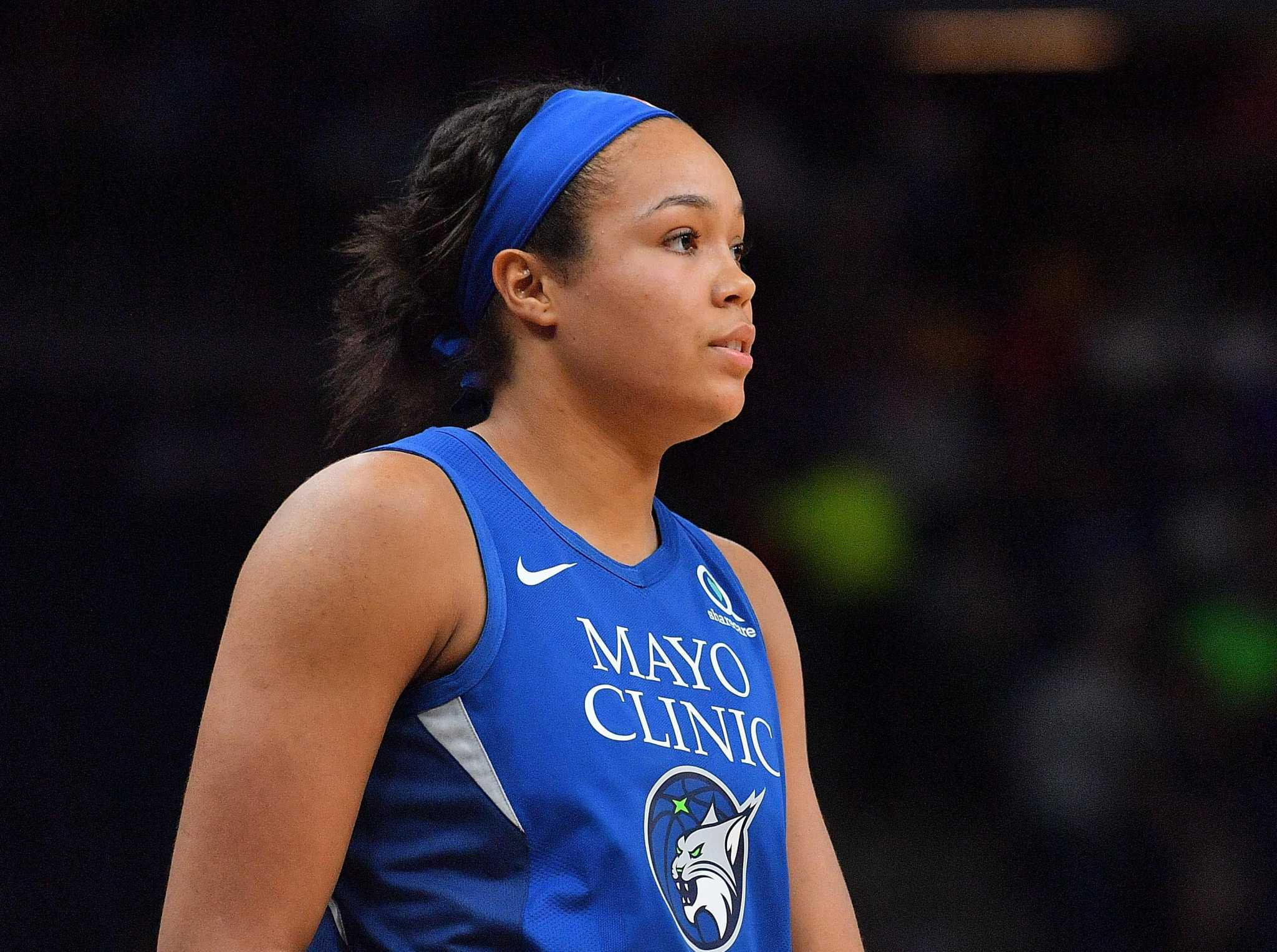 Reigning Rookie of the Year Napheesa Collier trying to stay patient as WNBA season remains on hold