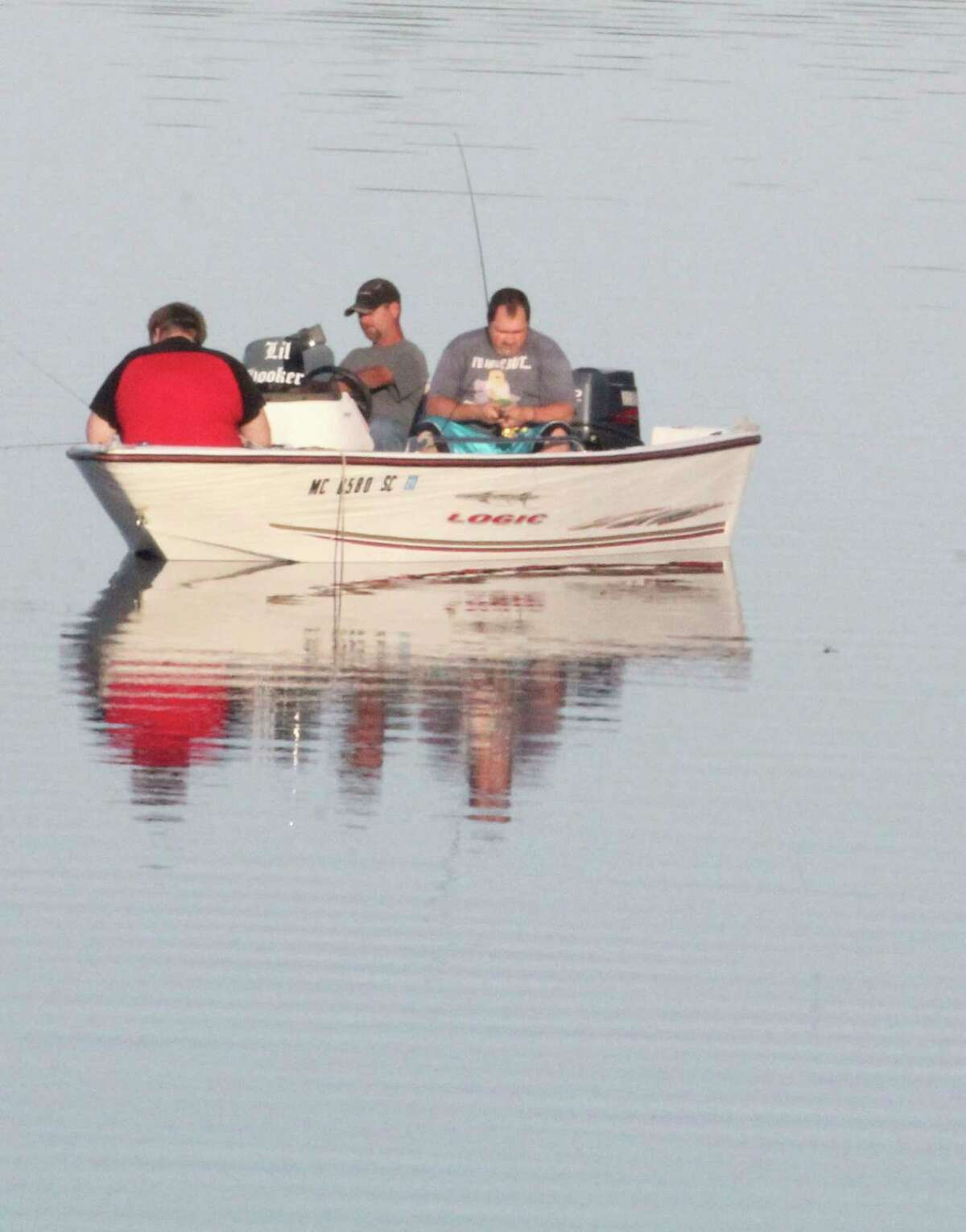 This is a scene anglers hope to enjoy this weekend. (File photo)