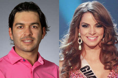 PGA golfer Jose Toledo and his wife Laura, a former Miss Guatemala, decided to give back during the coronavirus pandemic by delivering groceries to people in the greater Houston area.