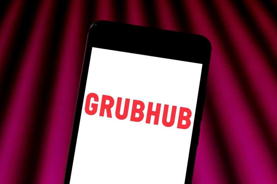 According to Buzzfeed News, customers might be unknowingly dialing phone numbers generated and advertised by Grubhub, which charge restaurants hefty fees. Photo: SOPA Images/LightRocket Via Getty Images / © 2019 SOPA Images