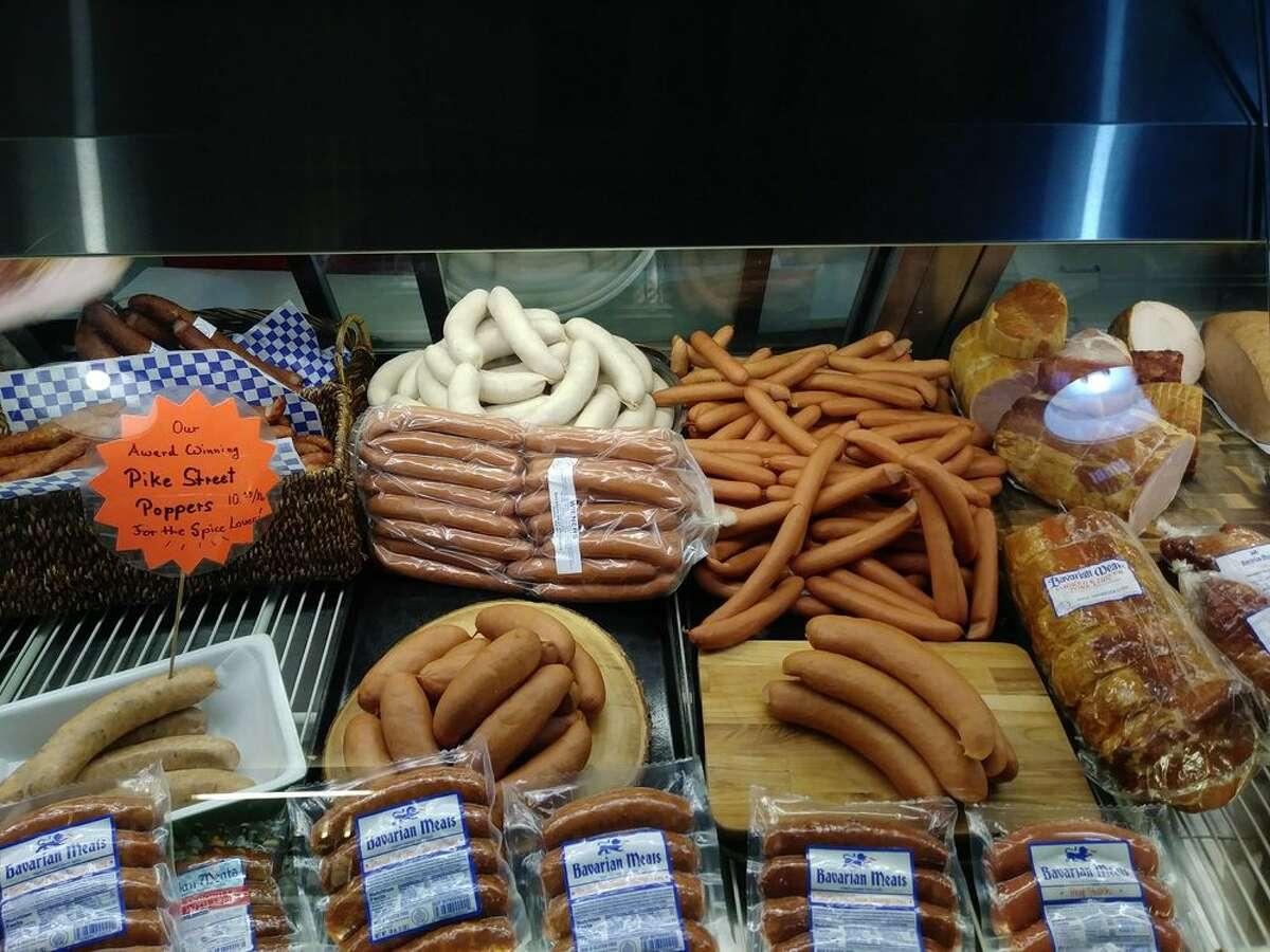 Pike Place Market's Bavarian Meats.