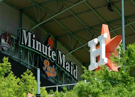 Minute Maid Park and other stadiums could re-open in July but without fans as part of MLB's proposed plan to return.