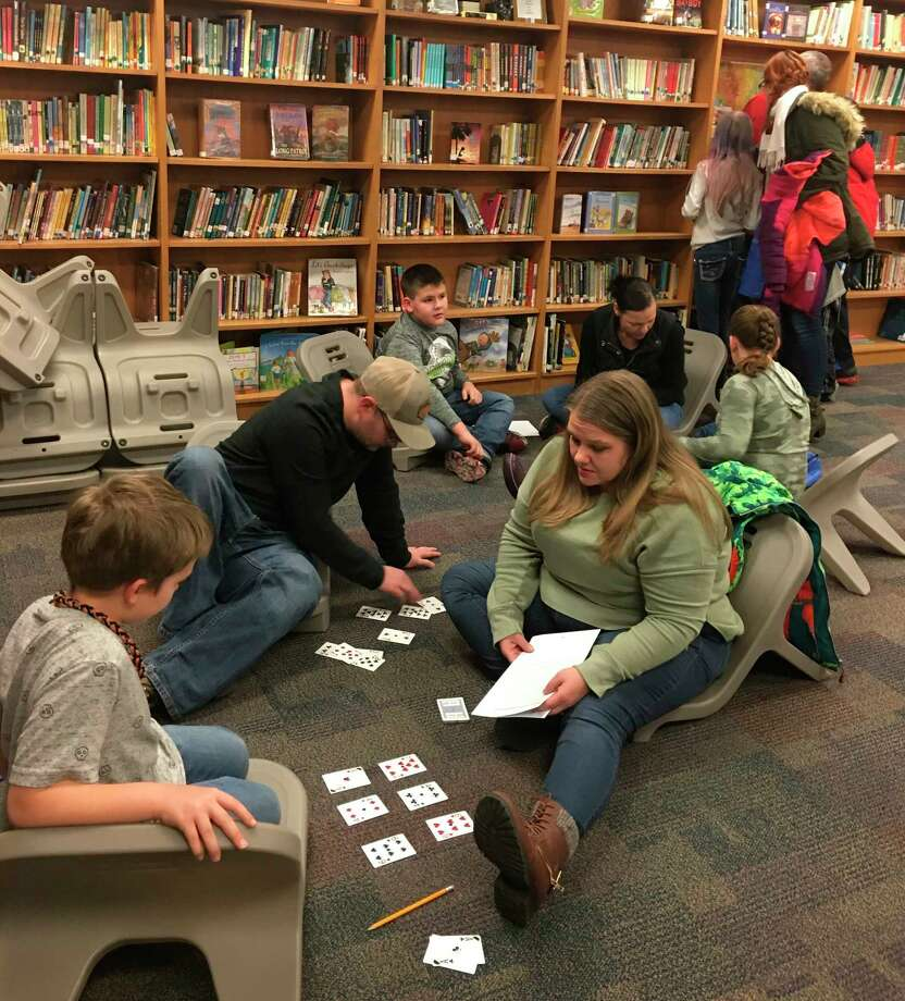 Something that has helped the Manistee Area Public Schools with its distance learning engagement during the shutdown during the COVID-19 pandemic is a strong parent involvement that began earlier this year when a new math program was put in place. (Ken Grabowski/News Advocate)