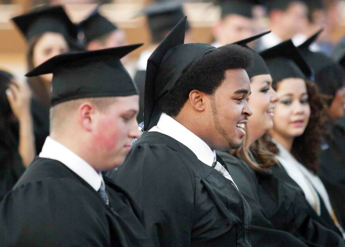 With plans now in place for May graduation ceremonies at Clear Creek ISD's stadium, the district's seniors can anticipate the same moment of pride before receiving their diploma that Clear Springs High alumnus Josh Walker experienced at his 2011 ceremony.