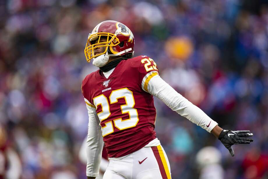 Cornerback Quinton Dunbar has applied for clearance to travel out of Florida to attend Seattle Seahawks training camp, with his armed robbery case still pending, court documents showed Friday. Photo: Brett Carlsen/Getty Images / 2019 Getty Images