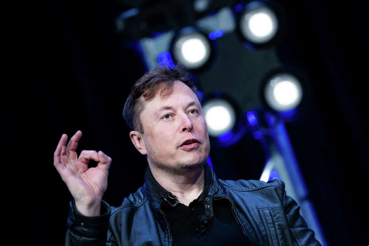 File photo of Elon Musk.