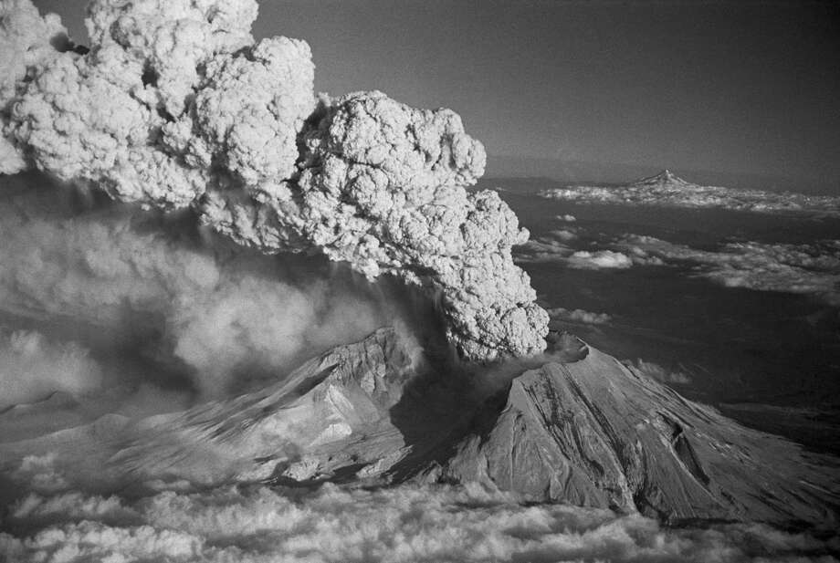 Forty years ago, Mount St. Helens blew its lid. But the eruption on May 18, 1980 wasn't out of nowhere. Click through the gallery to see how the P-I covered the months leading up to the eruption. Photo: Bettmann/Bettmann Archive