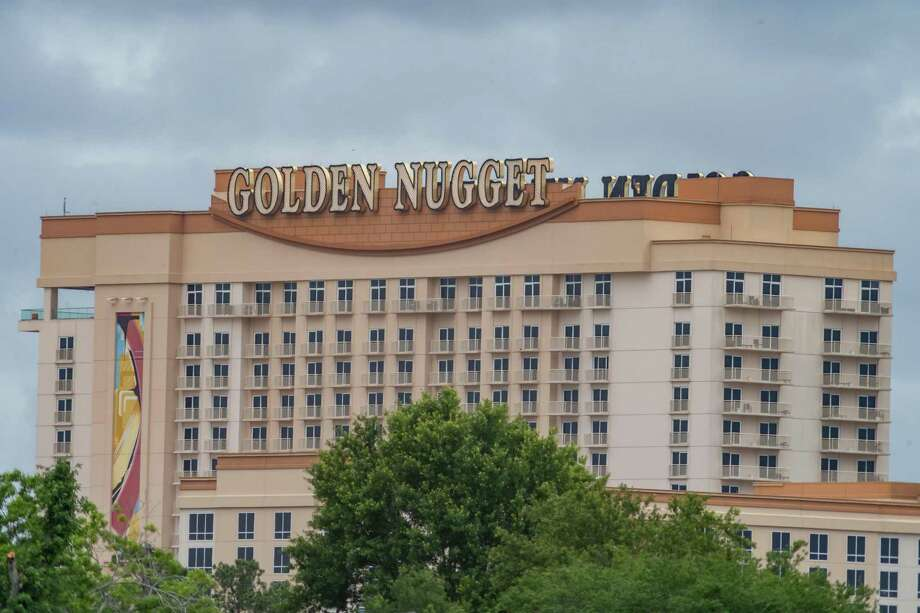 The Golden Nugget Hotel and Casino in Lake Charles will be opening again on Monday, May 18. Photo made on May 15, 2020.  Fran Ruchalski/The Enterprise Photo: Fran Ruchalski, The Enterprise / The Enterprise / © 2020 The Beaumont Enterprise