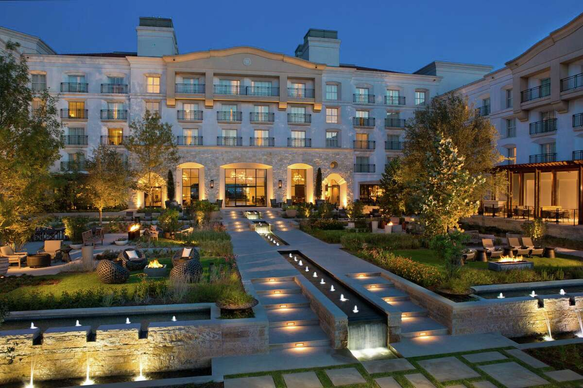 La Cantera Resort & Spa is among the best resorts in Texas.