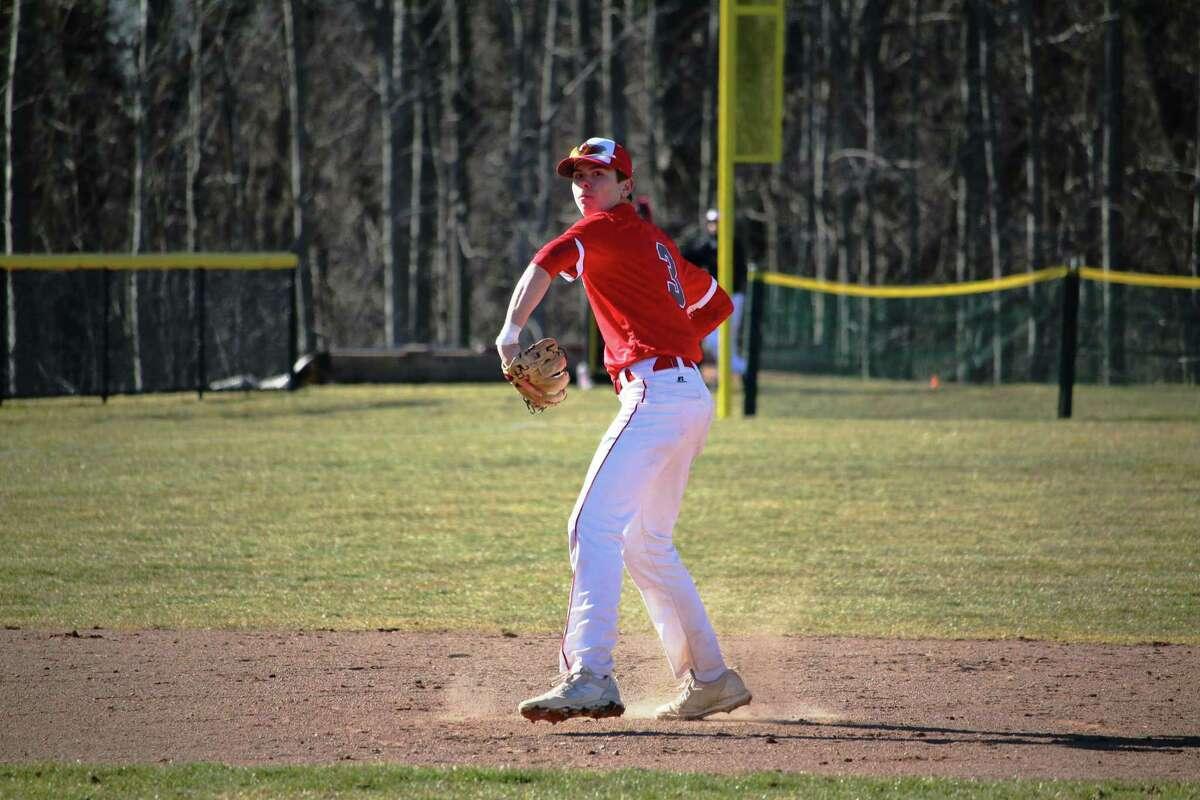 Greenwich senior Christopher Genaro play Division I baseball at Fordham University next season.