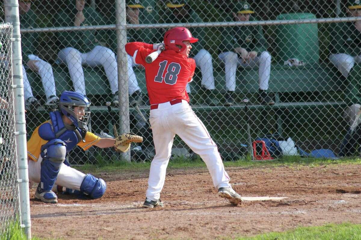 Greenwich High School senior Ben Nash will play baseball at Kenyon College next season.
