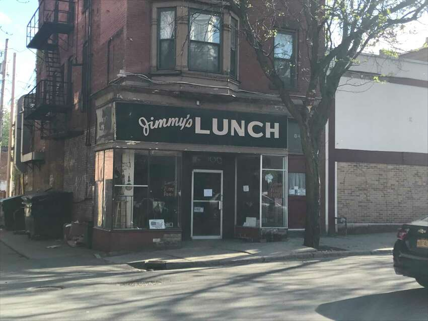 Jimmy's Lunch at 84 Congress St., Troy, N.Y.