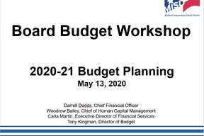 Midland ISD budget workshop powerpoint