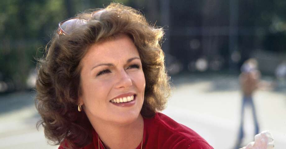 CBS television interview program, People, based on the celebrity and human interest magazine. Phyllis George, host of PEOPLE, the CBS television interview and human interest program. August 1, 1978. Los Angeles, CA. (Photo by CBS via Getty Images) Photo: CBS Photo Archive/CBS Via Getty Images / 1978 CBS Photo Archive