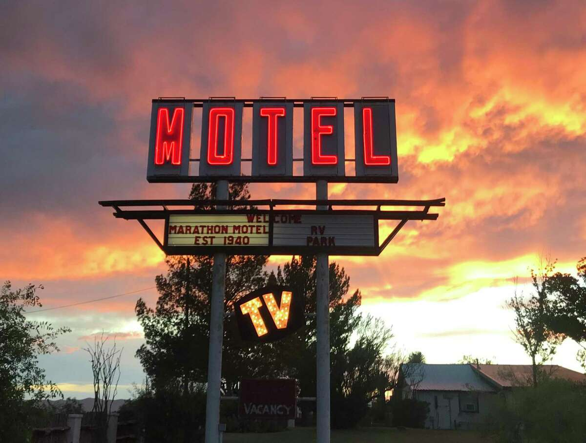 The Marathon Motel reopened this week.