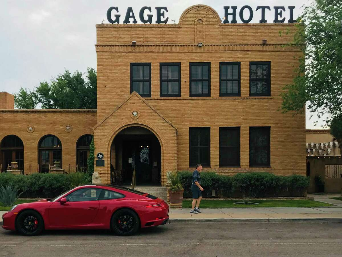 Gage Hotel owner J.P. Bryan sued Brewster County commissioners in response to the county?•s order that hotels, motels and short-term rentals shut down. The order was lifted this week.