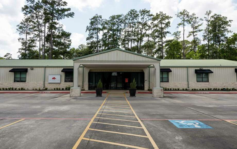 The Christ community School in The Woodlands will be the location for a new charter school after the building was purchased by ResponsiveED. Photo: Gustavo Huerta, Houston Chronicle / Staff Photographer / Houston Chronicle © 2020