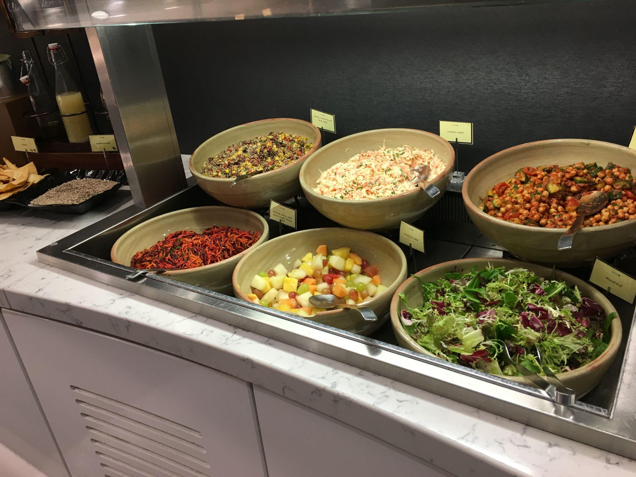 Coronavirus will claim a traveler favorite: The hotel buffet