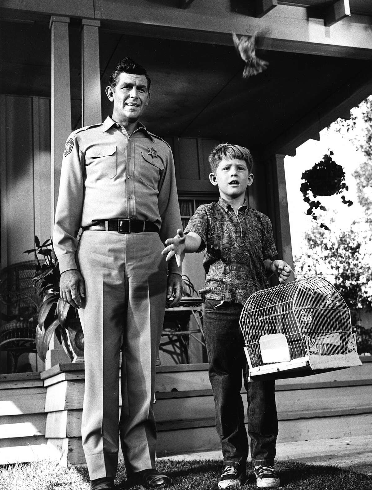 The Andy Griffith Show on MeTV (CBS).