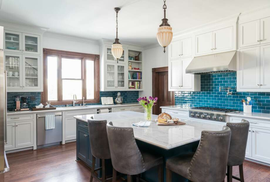 According to a recent Realtor.com survey, more than 80 percent of buyers consider the kitchen one of the most critical spaces in the house, affecting their buying decision. Photo: Michael Hunter Photograpy