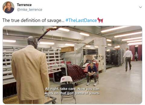 Hilarious Memes Celebrate Final Hours Of The Last Dance Doc