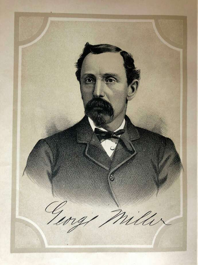 George Miller (Midland County Historical Society)