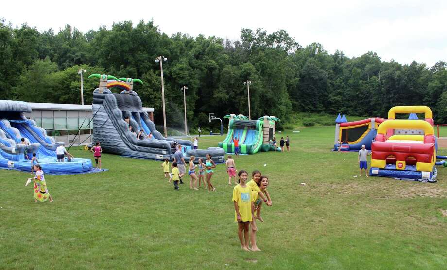 Children enjoyed Wilton Parks and Recreation's Camp Looper on Tuesday, Aug. 15, 2017. Summer Camp will be offered in 2020, but will likely look different to prevent the spread of the coronavirus. Photo: Stephanie Kim / Hearst Connecticut Media