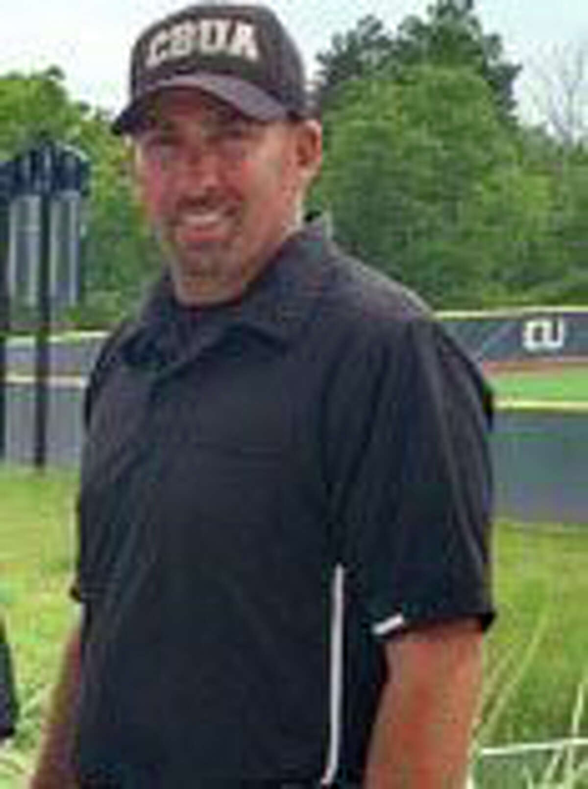 Umpire and referee Wade Male was a graduate of Morley Stanwood.