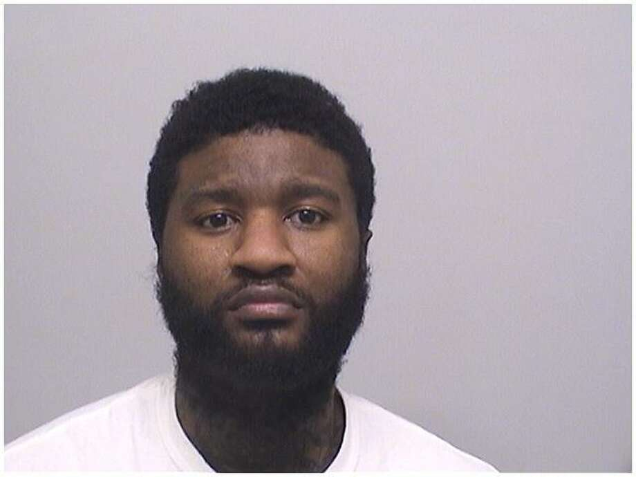 Mark Davenport, 30, of Philadelphia, was extradited from Baltimore and charged with first-degree robbery of a Stamford man during the summer of 2019. Photo: Stamford Police Department / Contributed