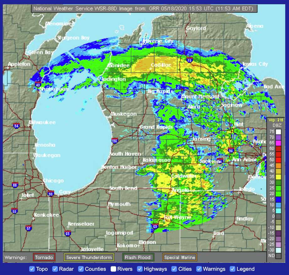 Photo: Provided By The National Weather Service