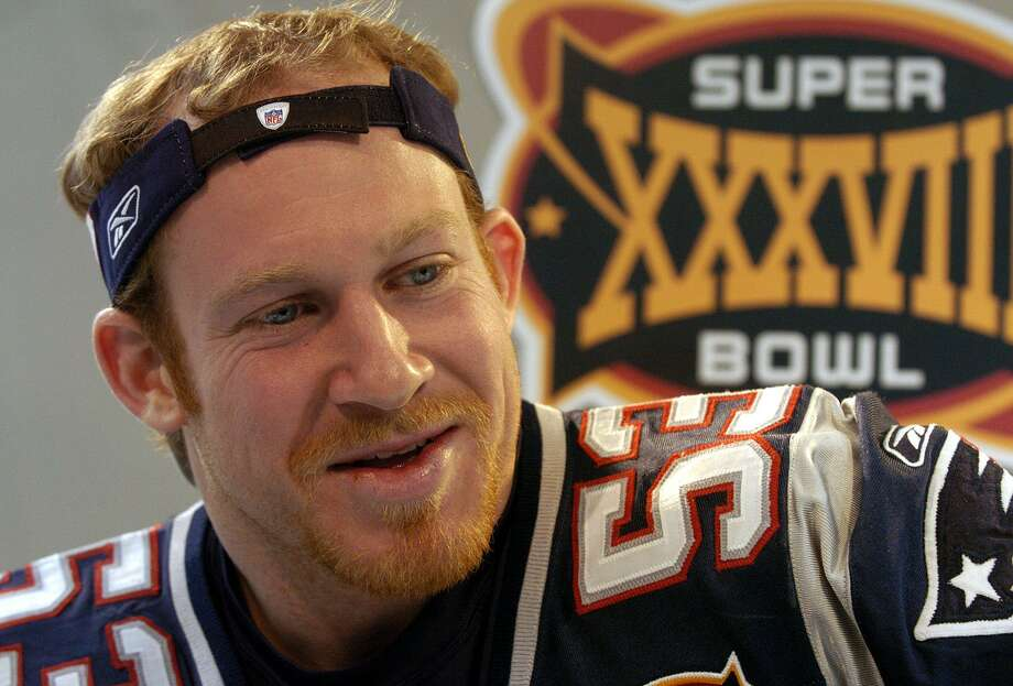 McCullough graduate Larry Izzo won three Super Bowls with the New England Patriots. Photo: GEORGE BRIDGES, STF / KRT / KRT