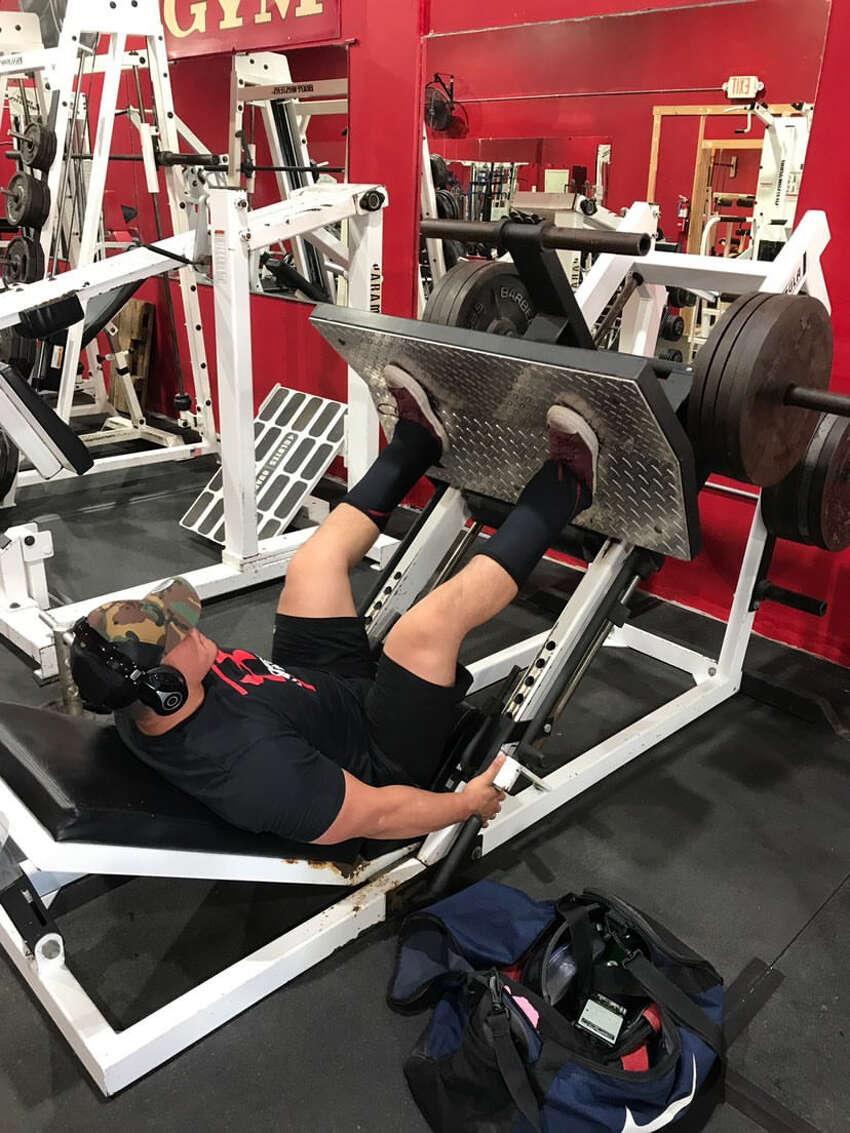 Photo shared by Joe's Gym.