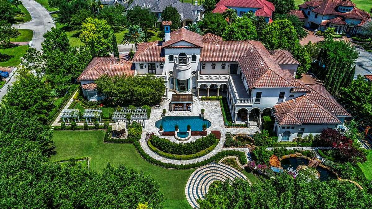 Located at 3502 Avignon Court on the largest lot within the Royal Oaks Country Club neighborhood, this Mediterranean-style home was recently listed at $5,980,000. PRIME PROPERTY:Get your updates on Houston real estate deals and developments