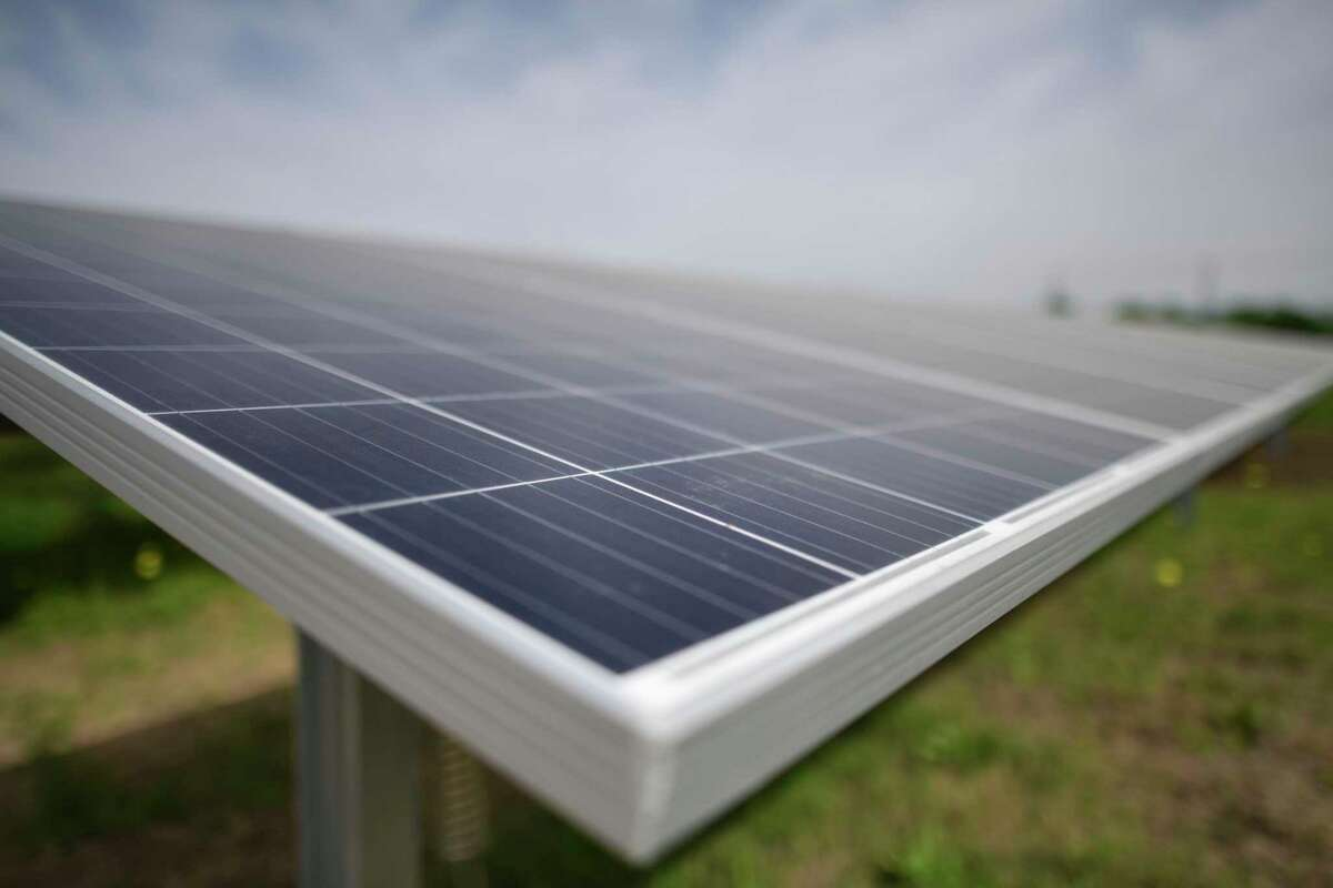 Invenergy, a Chicago-based developer of electricity generation facilities, is building a 1,310-megawatt solar energy farm in northeast Texas.